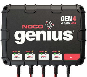 NOCO Battery Charger GEN4